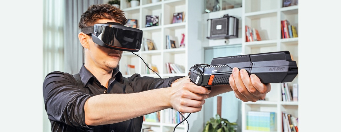 Make VR Headset Compatible