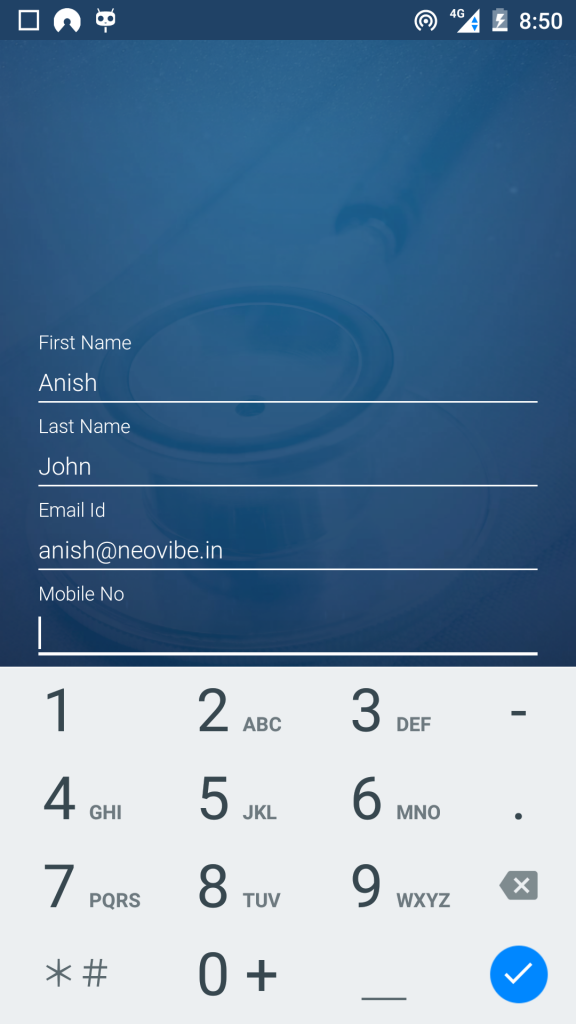 phone number input type